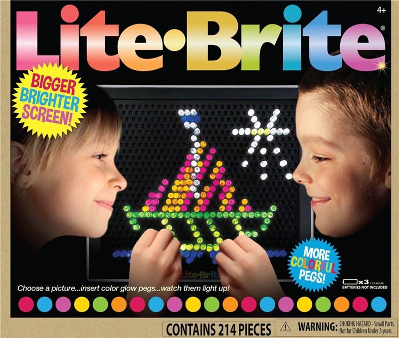 Lite Brite Magic Screen