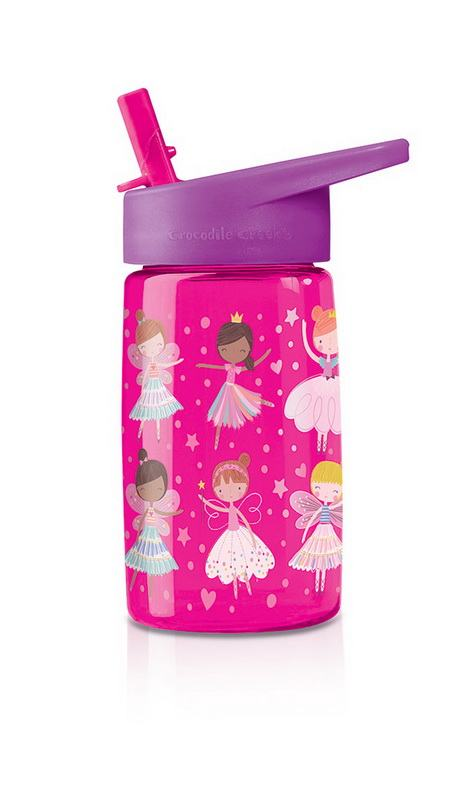 Drikkedunk med feer - Pink