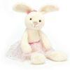 Belle Ballet kanin, stor 37 cm