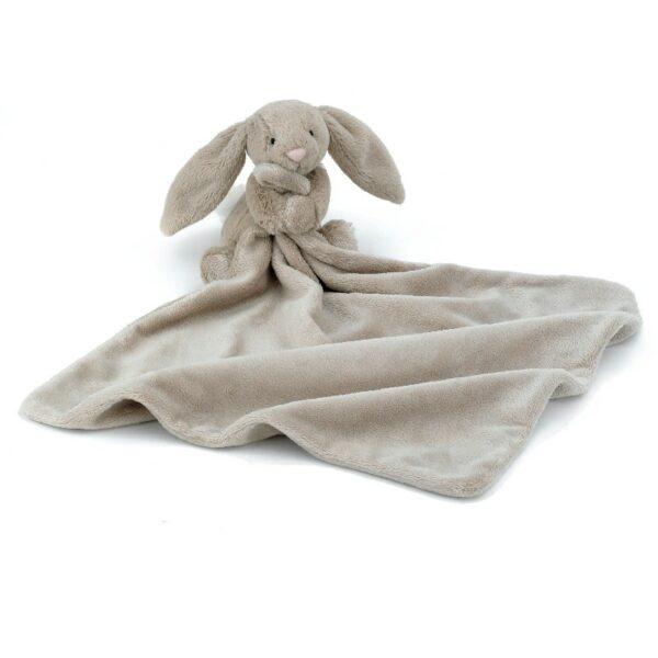 Bashful kanin - Beige nusseklud