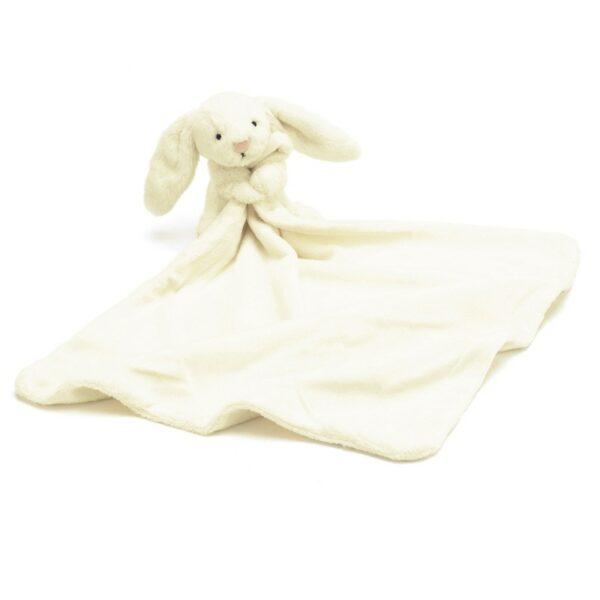 Bashful kanin - Hvid nusseklud