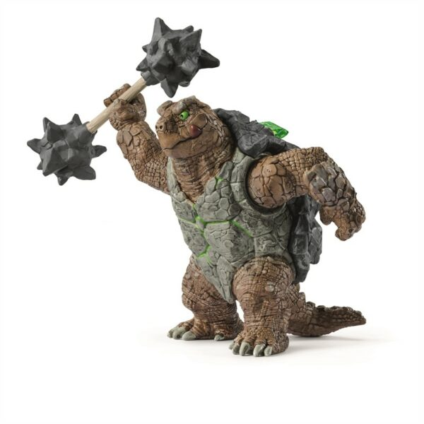 Armoured Turtle With Weapon - Schleich