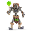 Stone skeleton with weapon - Schleich