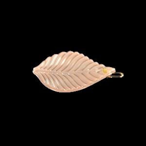 Leaf clip Nude