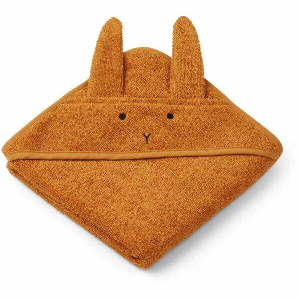 Albert håndklæde - Mustard