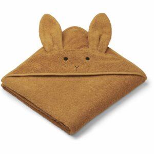 Augusta håndklæde - Mustard kanin