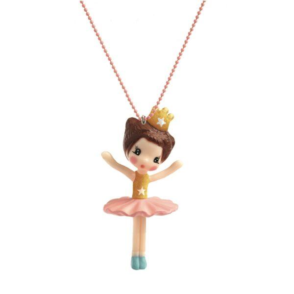 Halskæde - Lovely charms, Ballerina