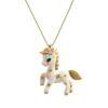 Halskæde - Lovely charms, Pony