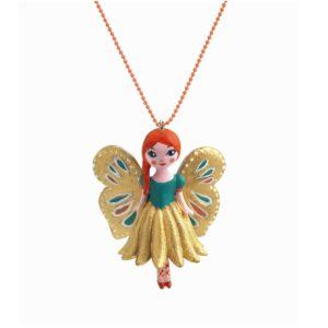 Halskæde - Lovely charms, Sommerfugl