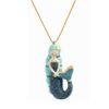 Halskæde - Lovely charms, Havfrue