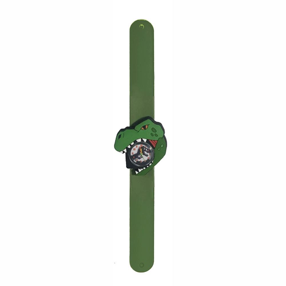 Ur med klaprem - T-Rex Grøn