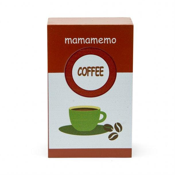 Kaffebønner pakke