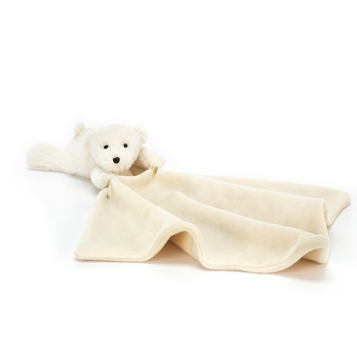Shooshu isbjørn nusseklud