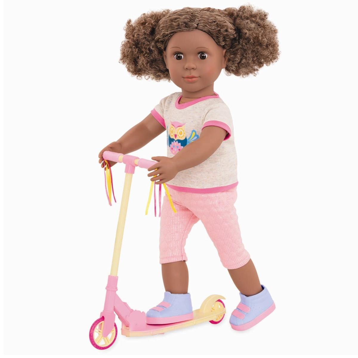 Dukketøj og løbehjul - Our generation