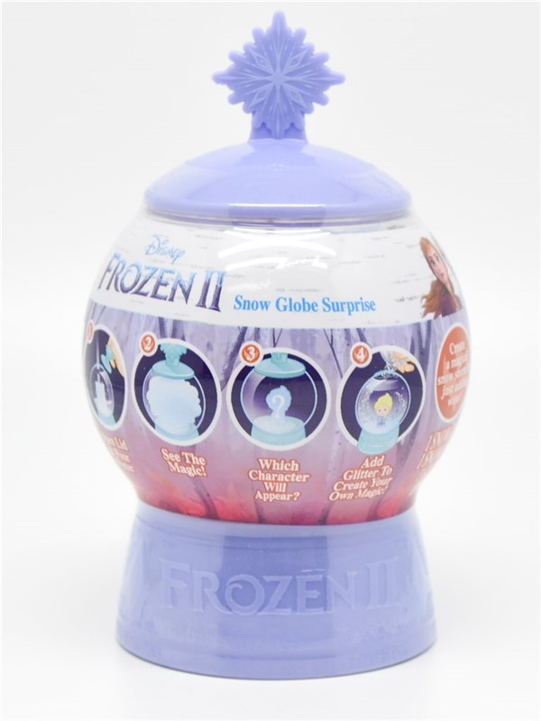 Frozen 2 - snekugle