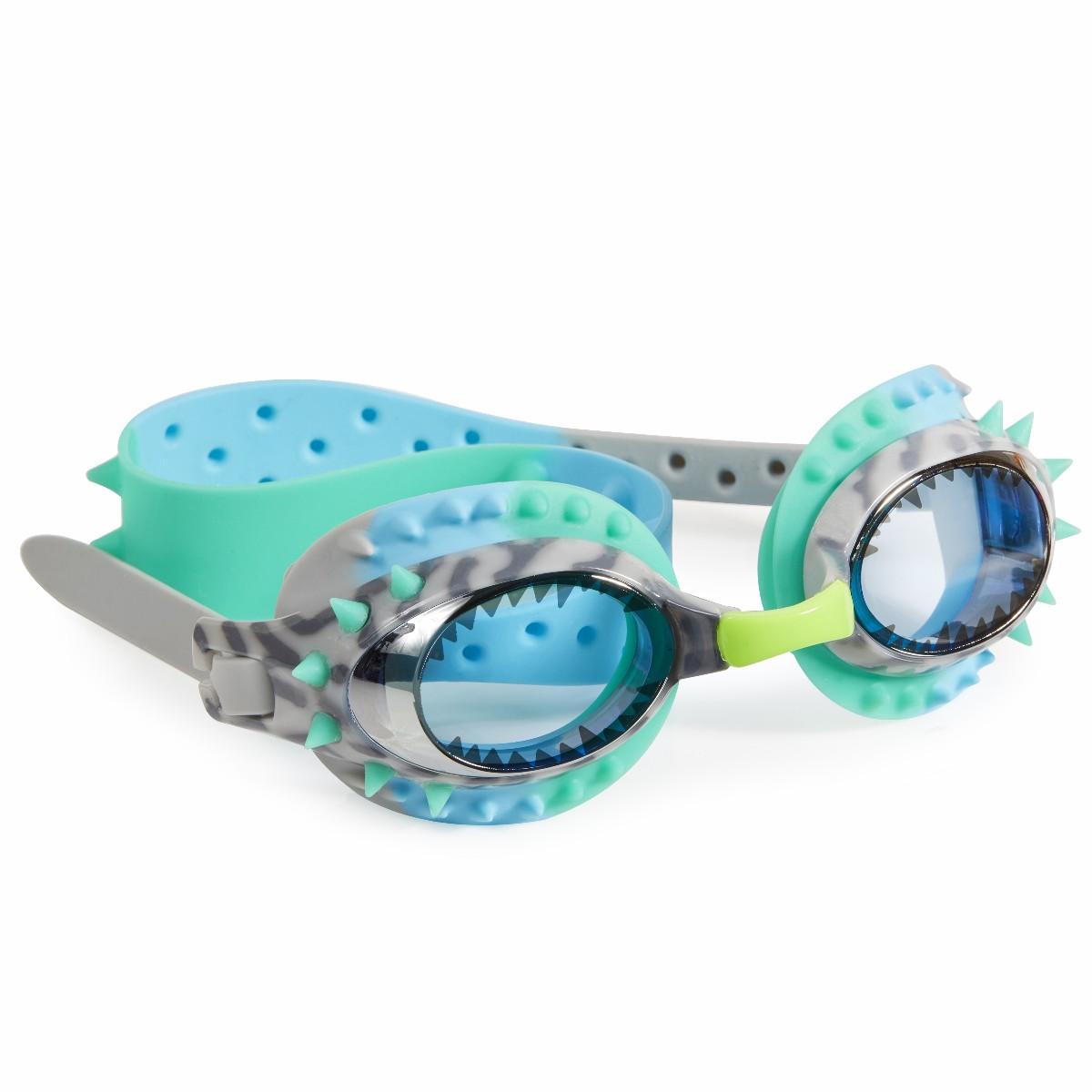 Svømmebriller - Drage grå