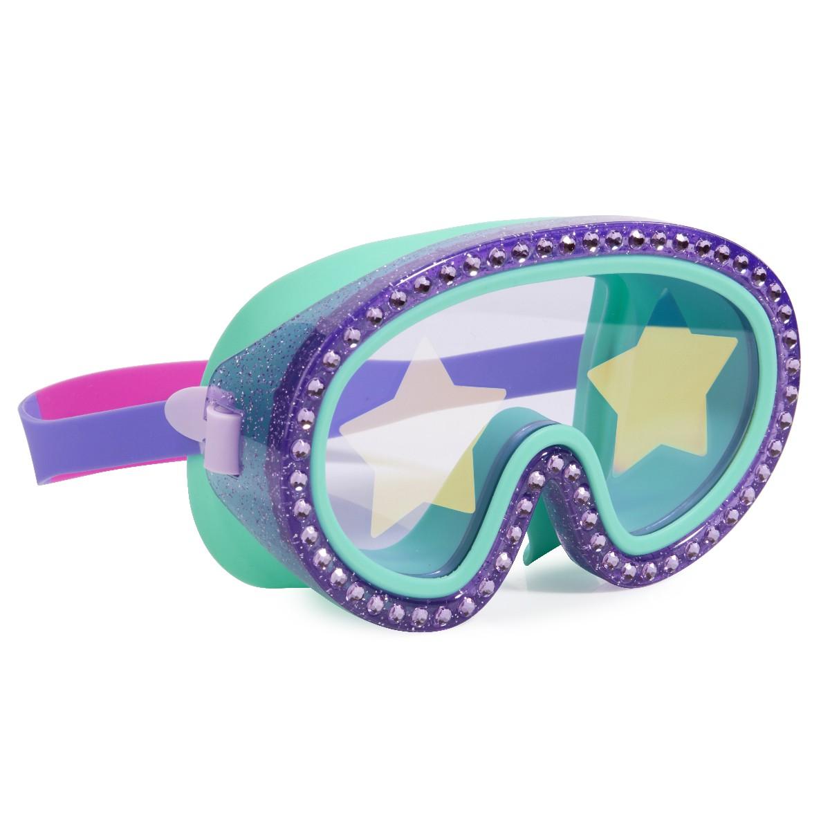 Svømmemaske - Glitter Stjerne