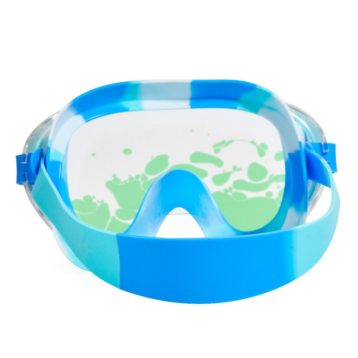 Svømmemaske - Lava Blå