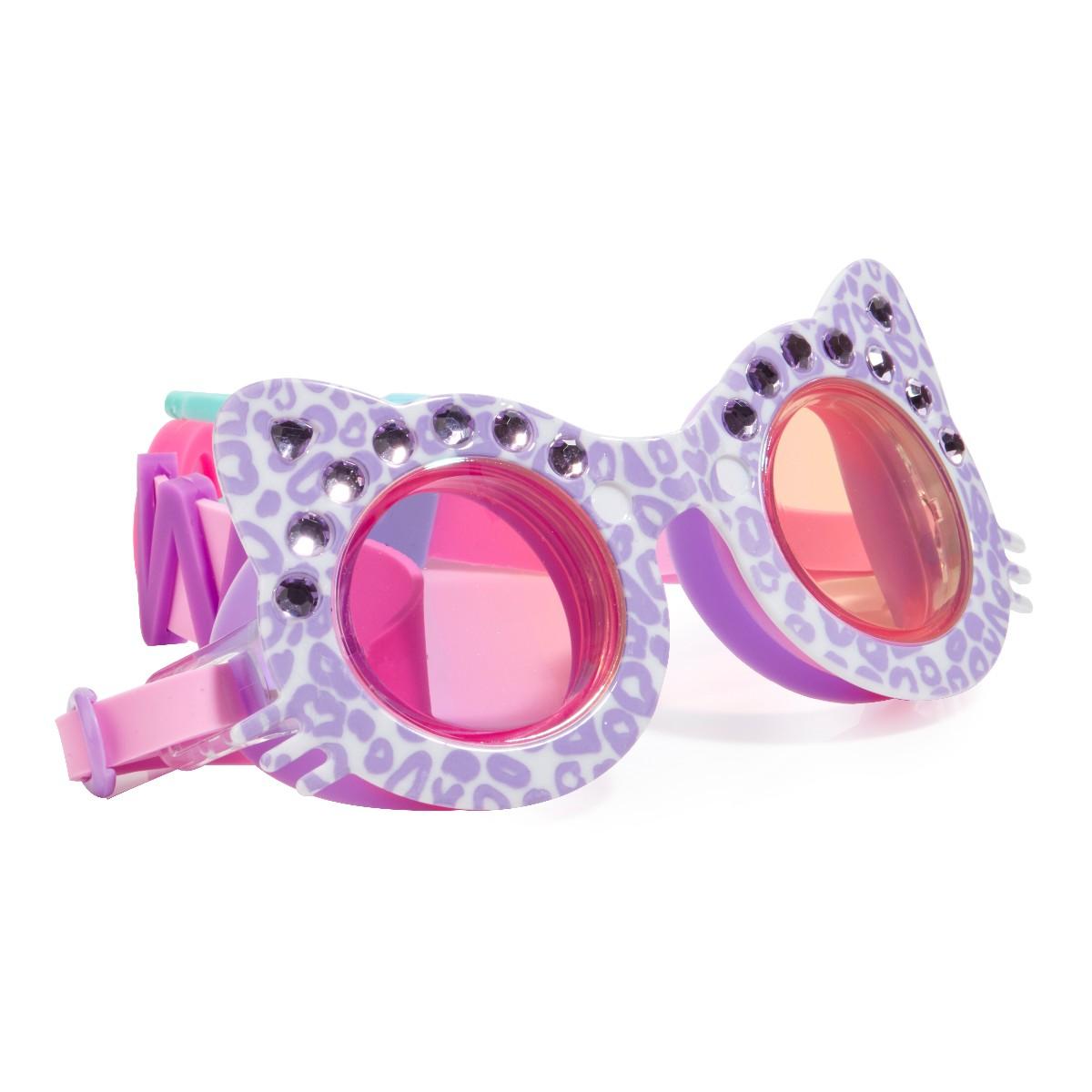 Svømmebrille, Kat lilla