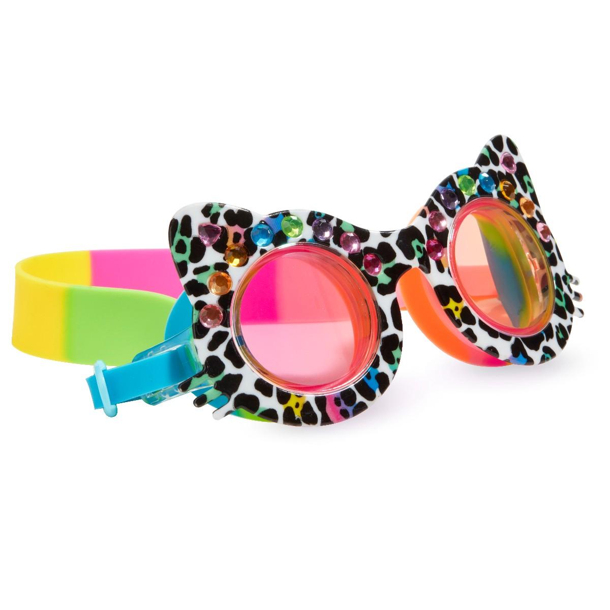 Svømmebrille, Leopard