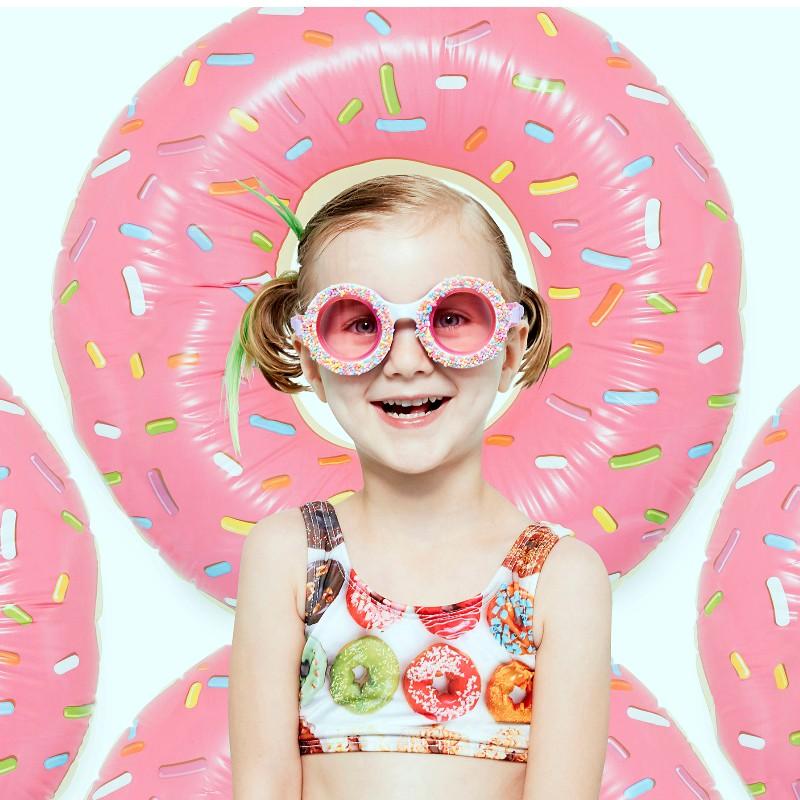 Svømmebrille, Donuts