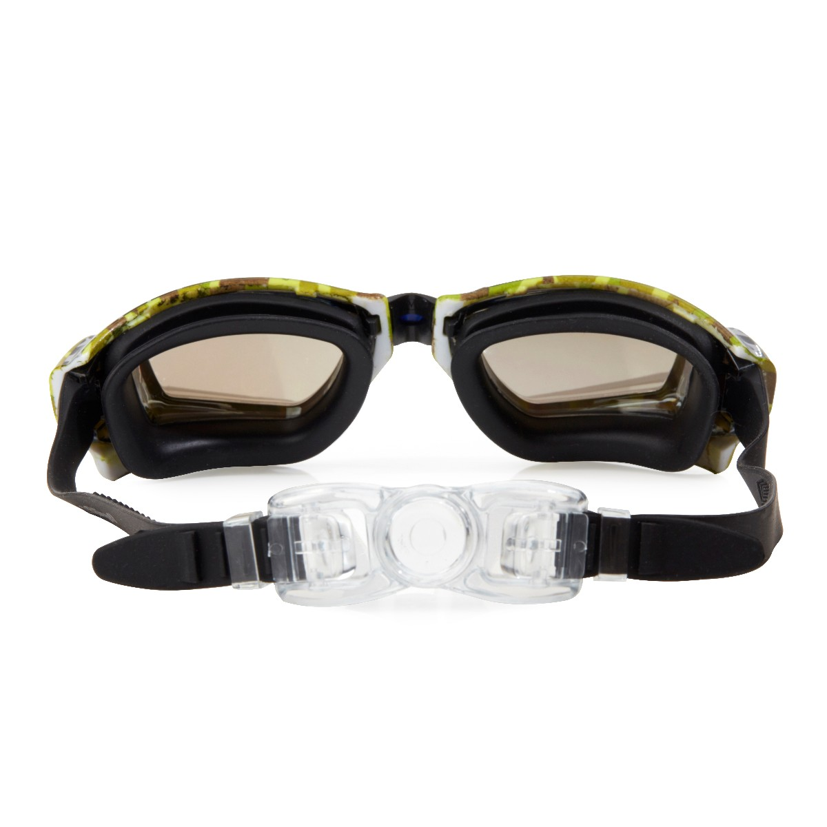 Svømmebrille, Camoflage