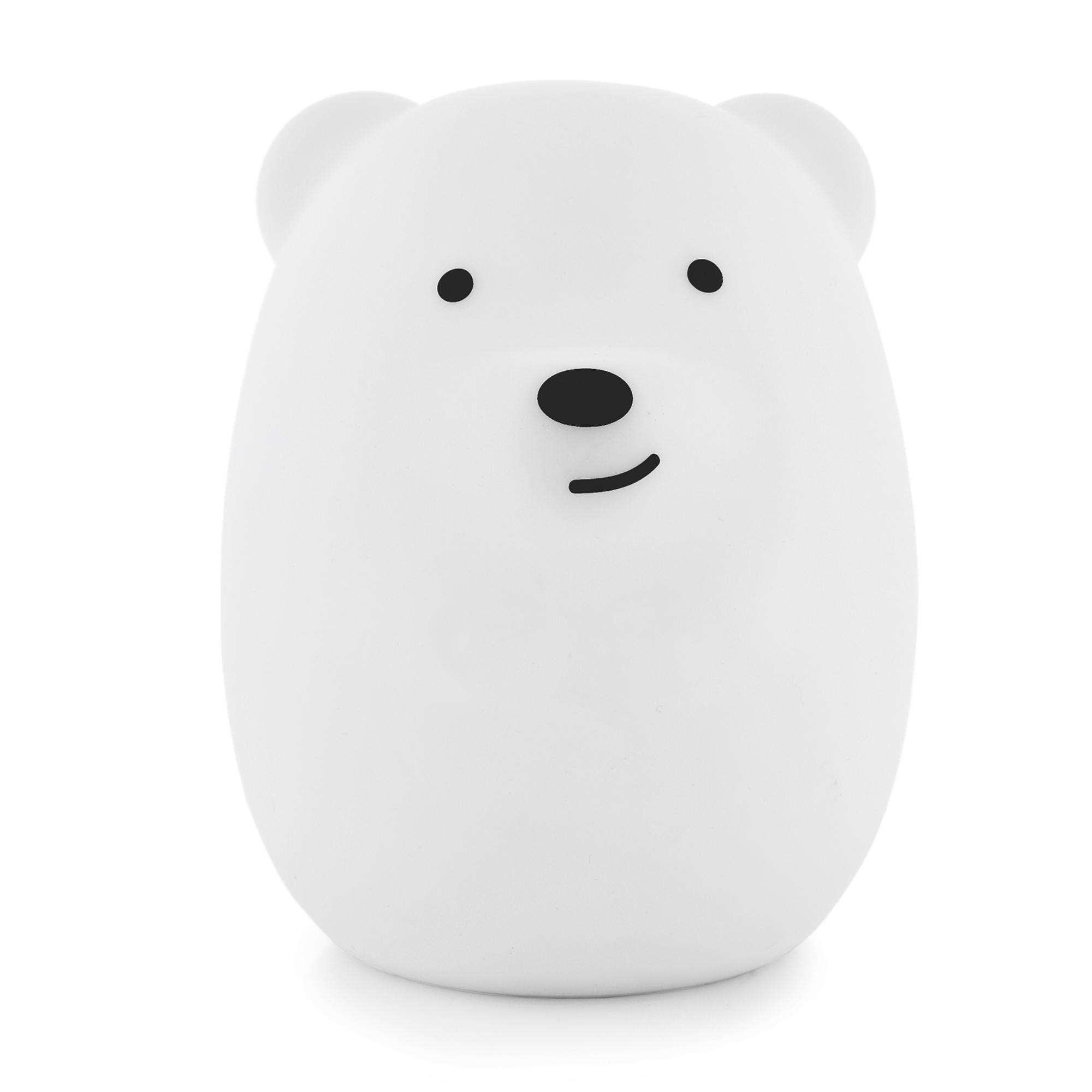 LumiPets vågelampe - Bjørn