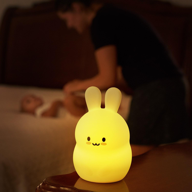 LumiPets vågelampe - Kanin